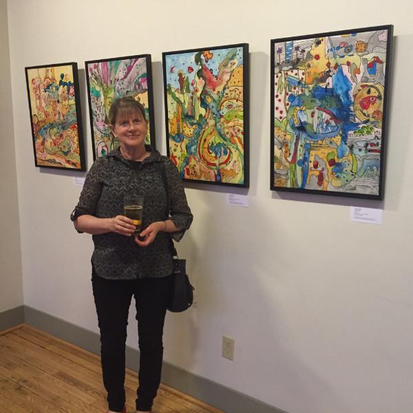 Deborah Leigh, featured artist