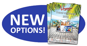 New Options for Voyager Travel Insurance