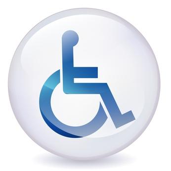 logo handicap physique
