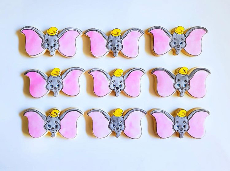 Dumbo Cookie Cutter