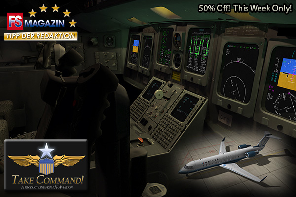 CRJ-200 for 50% - This Week Only!