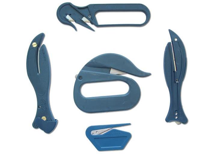 Detekterbare kniver
