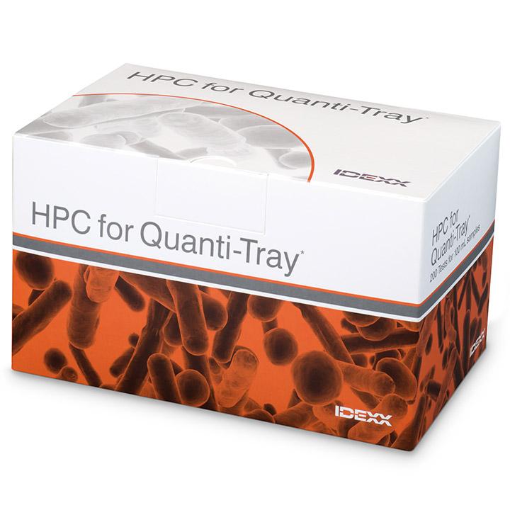 HPC vannanalyse