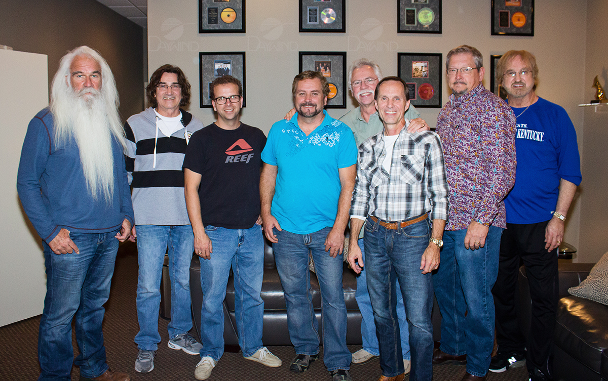 Blackwood Brothers & Oak Ridge Boys