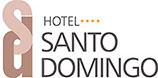 Logotipo del Hotel Santo Domingo