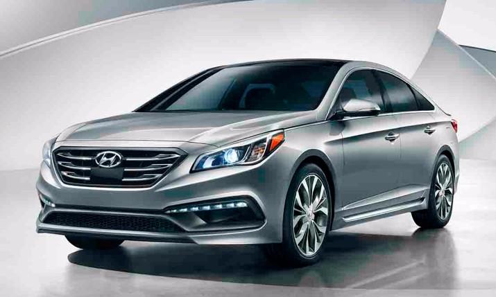 Hyundai Sonata 2017--