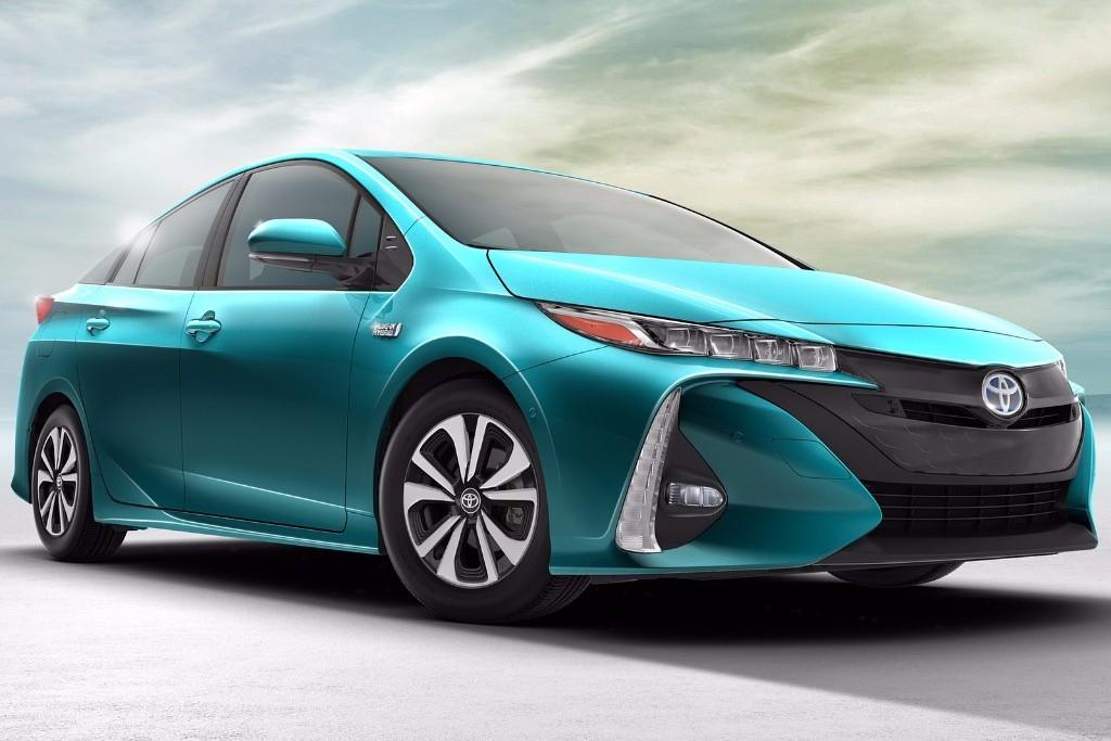 Toyota Prius (2017-)