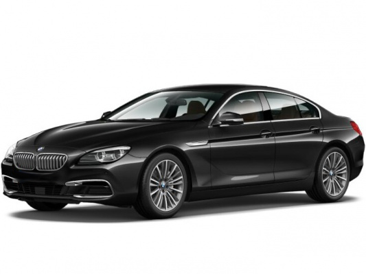 BMW 6 серии Гран Купе (F06)