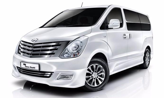 Hyundai Starex 2015--