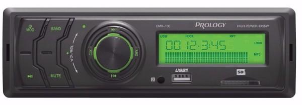 FM SD/USB ресивер PROLOGY CMX-100