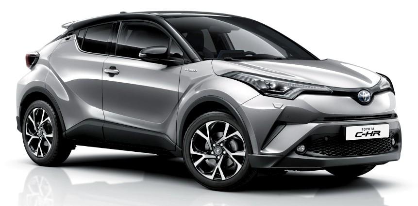 Toyota C-HR (2018--)