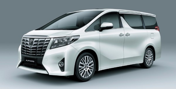 Toyota ALFARD