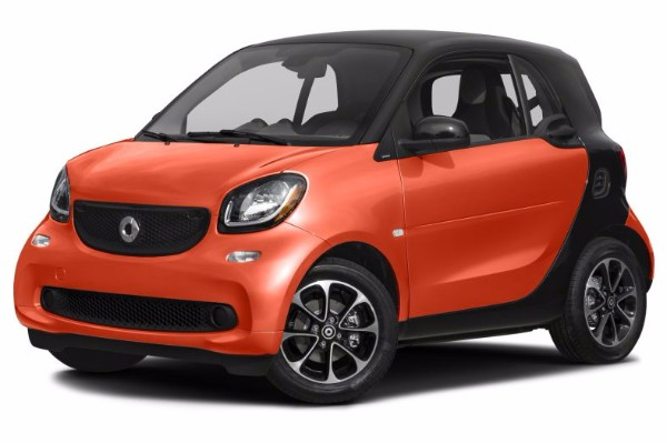 Smart forfour 2016--