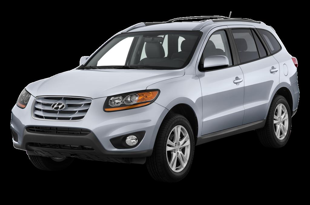 Hyundai Santa Fe (2010-2012)