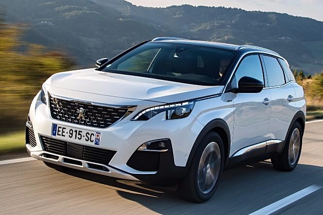Peugeot 3008 (2017-)