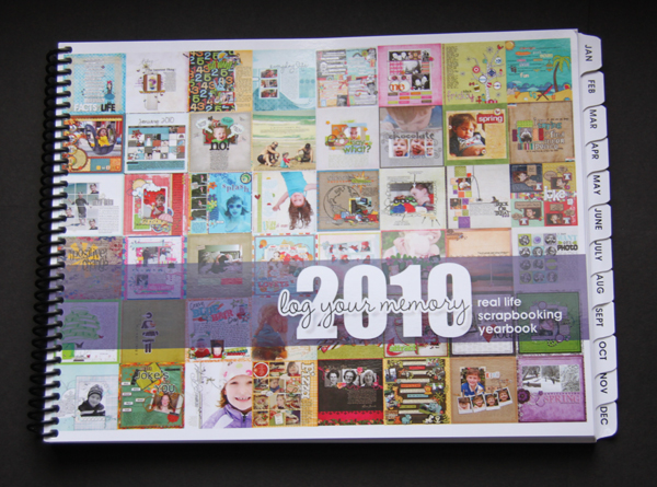 2010 Real Life Scrapbooking Yearbook