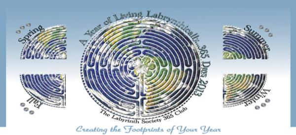 TLS 365 Club...2013, A Year of Living Labyrinthically