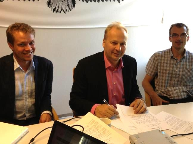 Scandem signs Licence Agreement