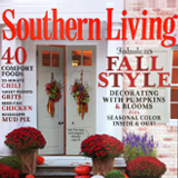 Ellerbe featured in Oct Southern Living