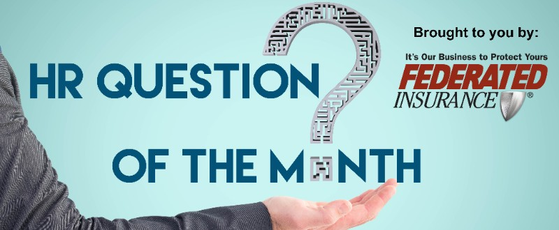 HR Question of the Month