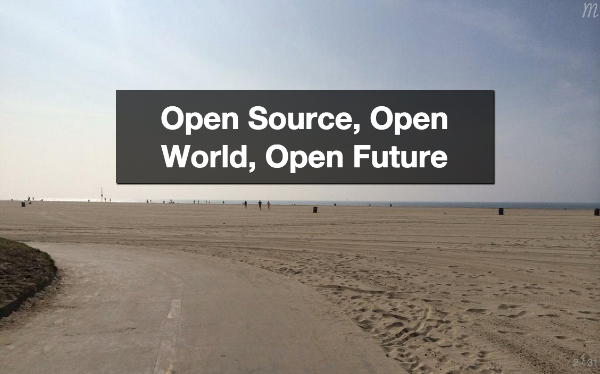 Peter Neubauer: Open Source, Open World, Open Future