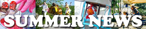 Pif-Paf Summer News & Website Launch
