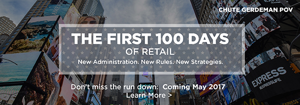 The First 100 Days of Retail: New Administration. New Rules. New Strategies.