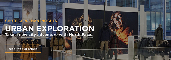 Urban Exploration: Take a new city adventure with North Face