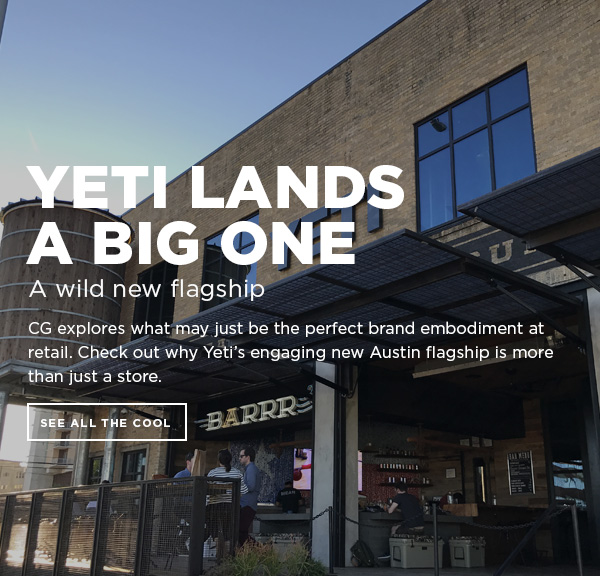 Yeti Lands a Big One: A Wild New Flagship