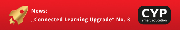 """News: """"Connected Learning Upgrade"""" No. 3"""