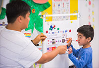 ISTP's teachers help students to become self-directed learners.