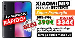 MELHOR PREÇO DE SEMPRE no Xiaomi Mi9 6/128GB