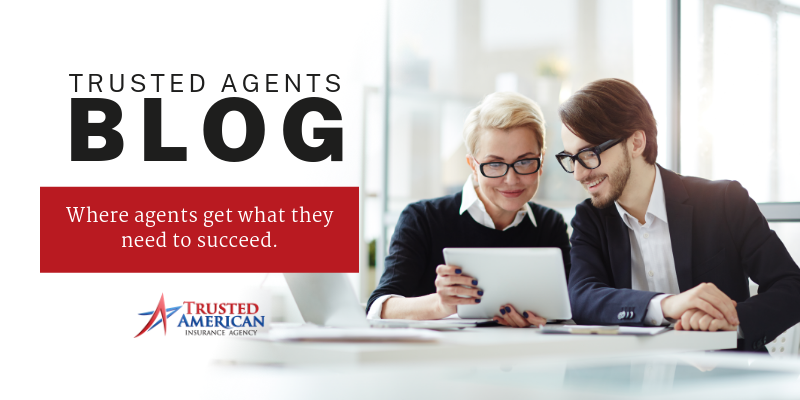 taia.us, trusted agents blog cover