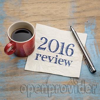 Terugblik op 2016