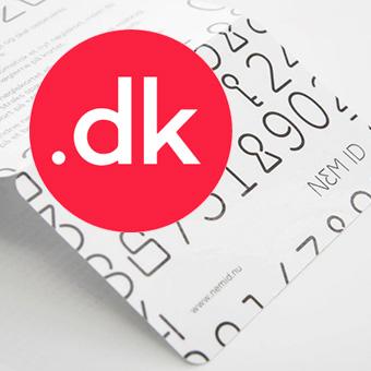Cambios dominio .dk