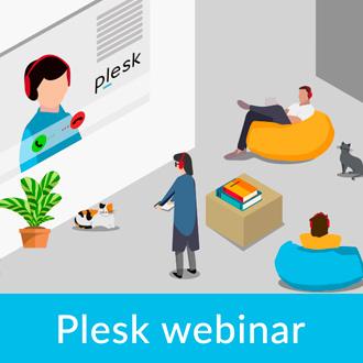 Webinars de Plesk