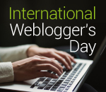 International Weblogger's Day