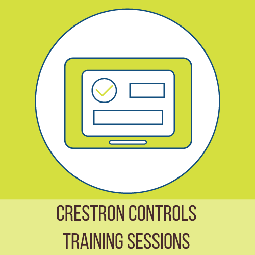 Crestron Controls Training Sessions