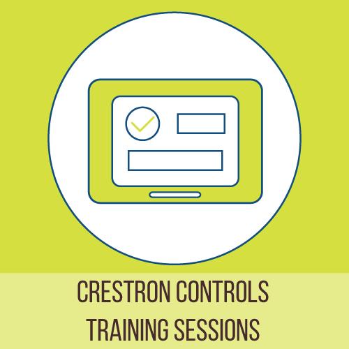 Crestron Controls Training Sessions
