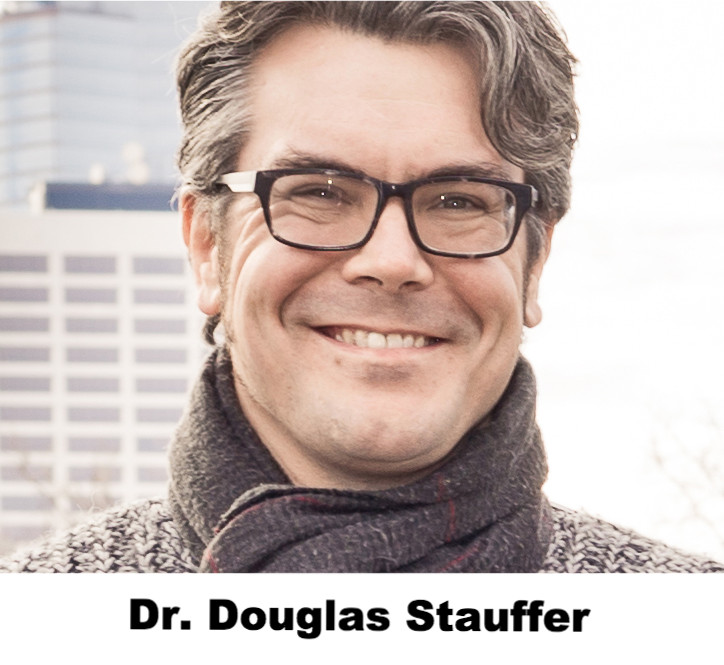 Material Scientist Dr. Douglas Stauffer