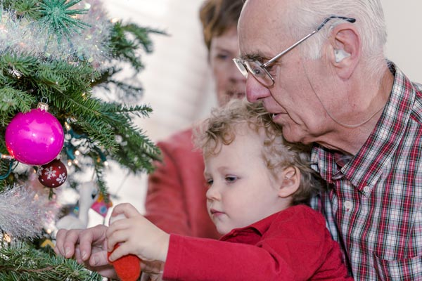 Elderly Care during Holidays