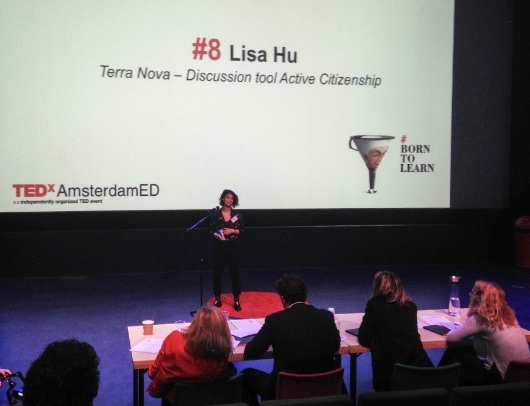 TEDxAmsterdam ED pitch