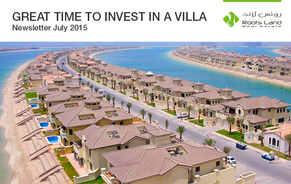 Dubai Real Estate News July 2015