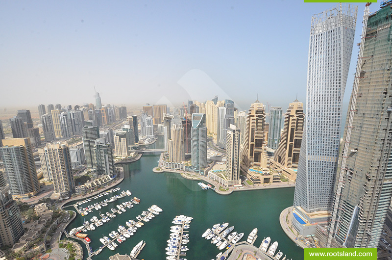 Dubai Marina Heights Penthouse