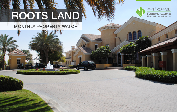 Roots Land Real Estate - Arabian Ranches Properties for Sale and Rent