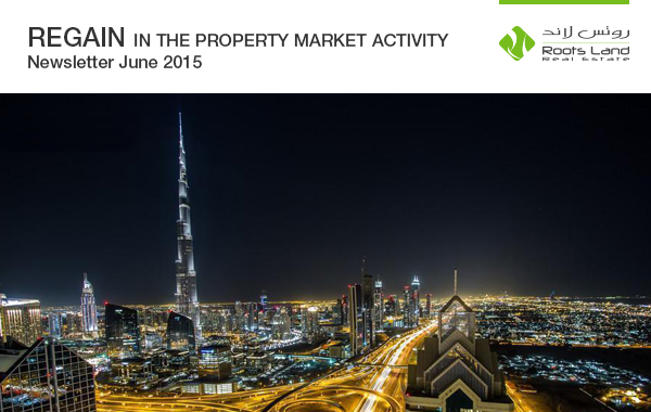 Dubai Real Estate News June 2015