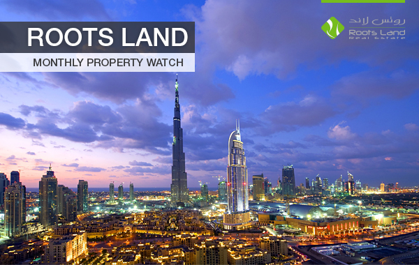 Dubai Property Watch Newsletter April 2015
