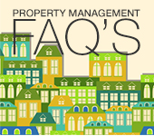 Property Management FAQ's
