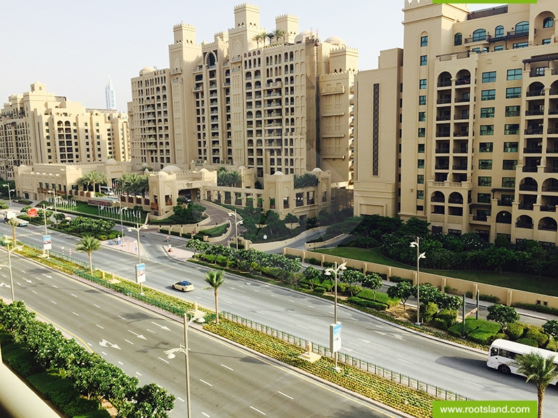 Palm Jumeirah Golden Mile, Dubai