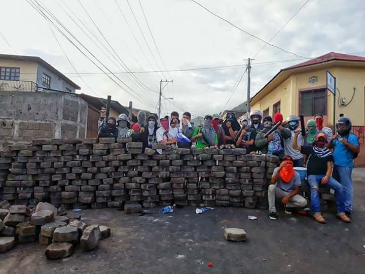Barricades have cut off access to food and supplies in many cities